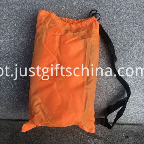 Sling Pouch Packed
