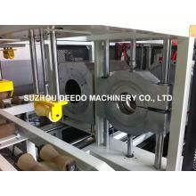 Pipe Belling Machine para línea de extrusión de plástico