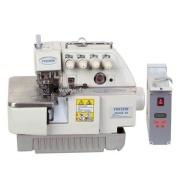 Máquina de coser de Overlock de la impulsión directa
