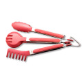 kitchen utensil nylon tongs