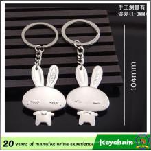 Cartoon Animal Cute Rabbit Key Chain