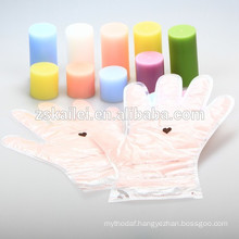 paraffin wax treatment glove