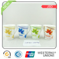 Vshape 14oz Ceramic Coffee Mug