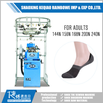 OEM Factory for for Socks Sewing Machine Magic Invisible Sock Knitting Machine Price export to Uzbekistan Factories