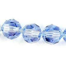 2015 grânulos redondos de cristal de 6MM, grânulos do futebol, 2015 grânulos baratos do cristal