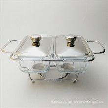 Cheap Stainless Steel Insulated Chaffing Dish Restaurant Used Food Warmer