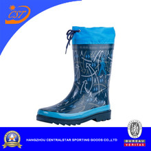 Wholesale Kids Boots Rubber Rain Boot (66952)