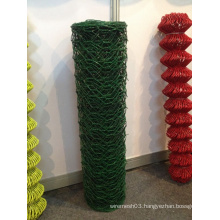 PET Plastic Coated Metal Wire Mesh for Sales