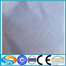2015 fornecimento de fábrica tecido cinza voile