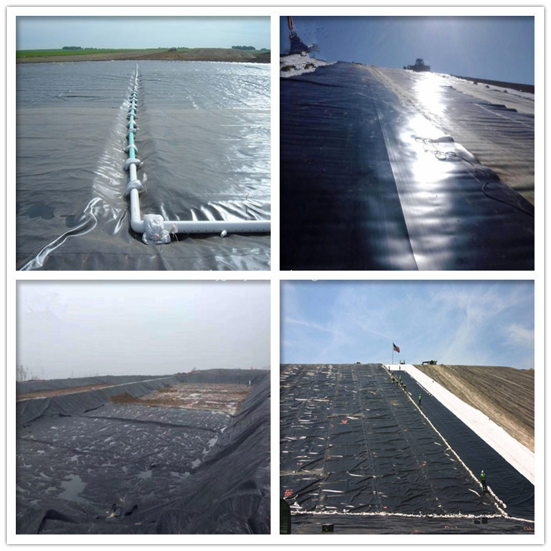 HDPE Liner with High Temperature Resisitance