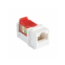 RJ45 Keystone jack 90 degree cat6 keystone jack
