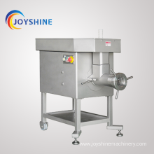 industrial electric meat bone mincer grinder machine
