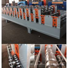 Hydraulic System Double Layer Cold Roll Forming Machine