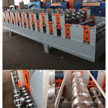 Máquina formadora de rolo frio de camada dupla para sistema hidráulico