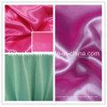 100%полиэстер атласная дешевые для платье одежда ткань