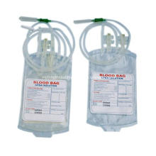 Cheap Single Double Sterile Medical Disposable Blood Bag