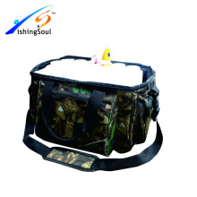 FSBG021 Fishing Bag Wholesalers Fishing Bag with 2 plastic box and 14pcs tubes