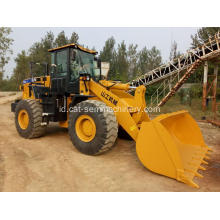 Coal Yard, 5 ton Wheel Loader, Bucket Batubara