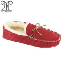 best quality women comfortable moccasin slippers