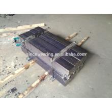 Blow bar Mn13Cr2 Mn18Cr2 Mn22Cr2High Chrome Cr26 Cr20Mo Cr15Mo Martensitic Manganese PE series HP Series GP Series C Series