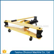 doblador ahorro de energía del doblador del tubo del cuadro del freno de la prensa de la placa en venta