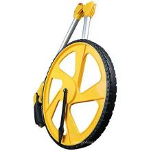 encoder digital display road mini meter digital  Handle Rolling Distance Walking Measuring Wheel