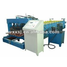azulejo de azotea esmaltada que forma la máquina