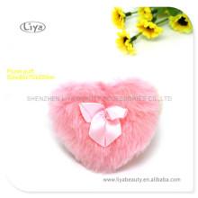 Coração forma beleza Puff fabricante profissional