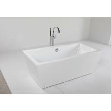 Bañera de acrílico independiente de 1700mm