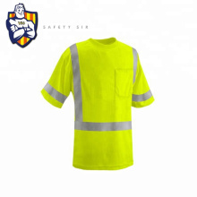 High Visibility Polo Safety t Shirt For Running