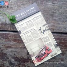 Custom Design Cheap 48k Notepad, Memo Bloc-notes avec outil de coupe