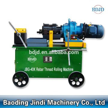Rebar Thread Thread Rolling Machine