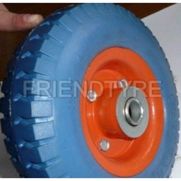 Pu Solid Wheels