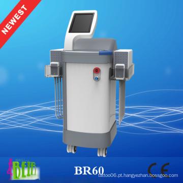 Máquina de lipoaspiração do uso do salão de beleza da tecnologia nova 4D, gordura que reduz a máquina de emagrecimento de Lipolaser