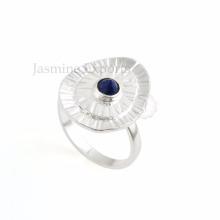 Wholesale 925 Silver Jewelry with Lapis Lazuli stone