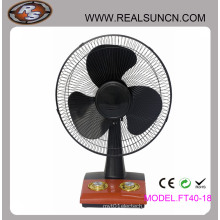 16inch Electrical Desk Fan-Black Color