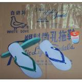 fashion man pvc slipper,