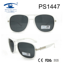 2017 Gafas de sol de la PC de la manera del estilo de la mujer (PS1447)