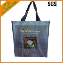 umweltfreundliche laminierte Einkaufstasche