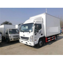 Caminhão freezer a diesel Hyundai 141Hp