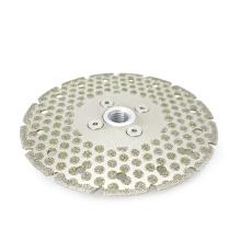 Segmented Electroplated Marble Stone Cutting Disc Diamond Saw Blade
