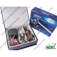 Motor HID kit 35W H6 6000k / 8000k / 10000k motocicleta HID lámpara de xenón (NSL-H6M)