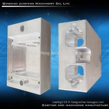 tuyau de capteur en aluminium de haute précision personnalisé