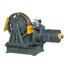 Geared máquina de tração para elevadores (YJ245)