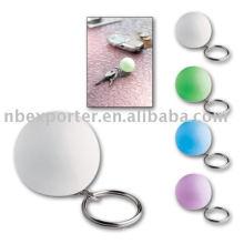 BTEL1290 Мини-мяч для освещения настроения с брелками