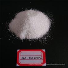 Qualité Quartz Sable / Silice pour la production de verre