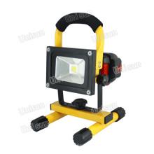 220V 10W al aire libre Rechageable LED Flood Light