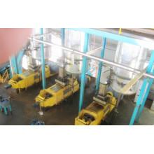 Fácil operar máquina automática de processamento de óleo de palma com preço baixo