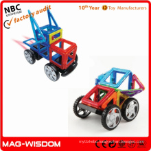 kebo magnetic connecting building blocks toy