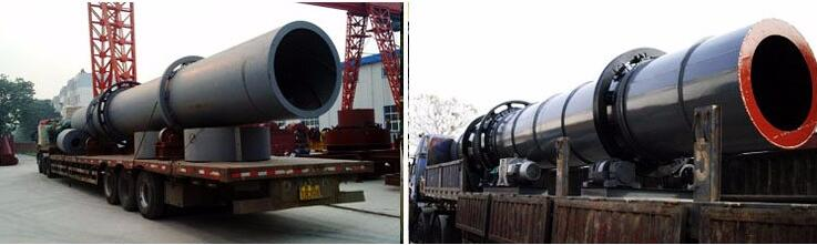 Economical Rotary Dryer for Coal